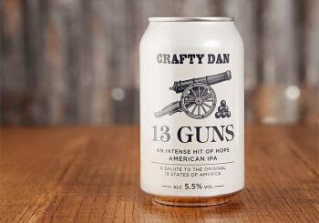 Crafty Dan 13 Guns